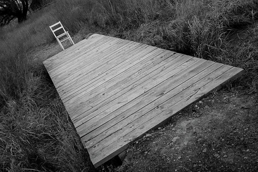 Bridge / The Chair Project by Dutch Bieber