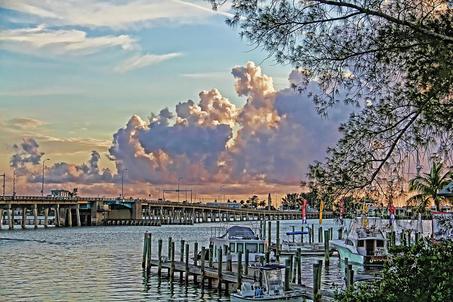 Bridge With a View by HH Photography of Florida