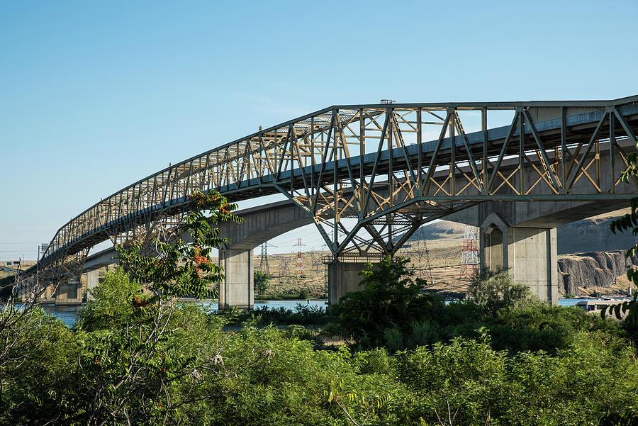 Bridges at Umatilla by Tom Cochran