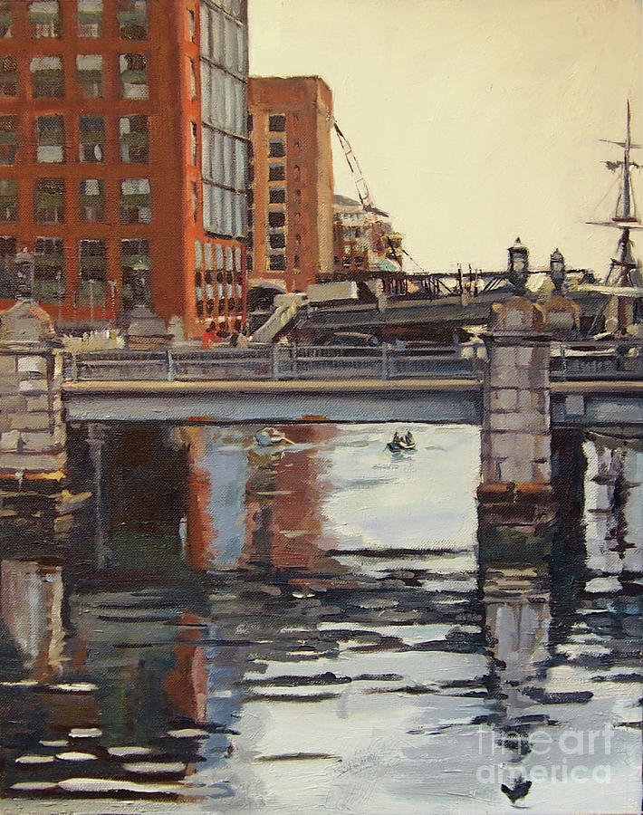 Bridges upon bridges by Deb Putnam