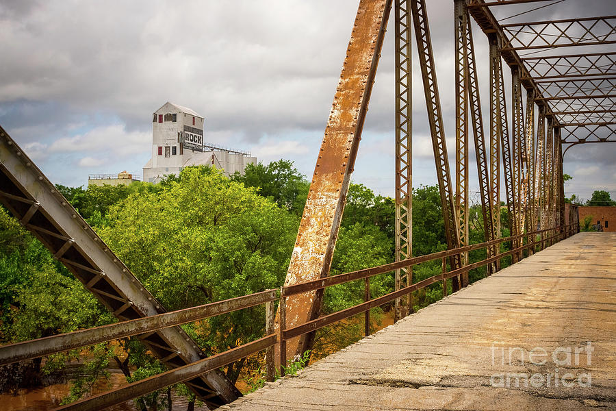 Bridging The Past by Imagery by Charly