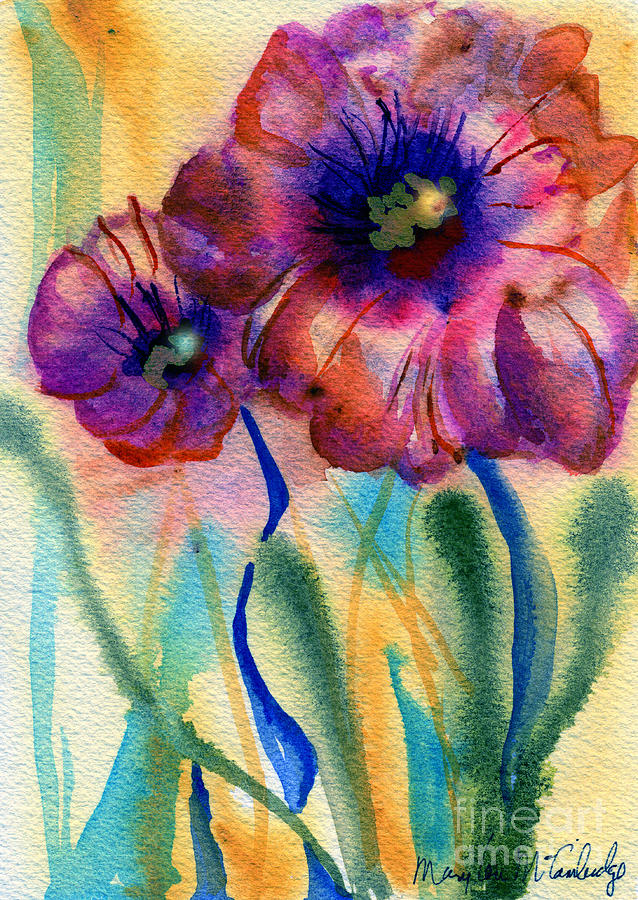 Bright and beautiful by Mary Lou McCambridge
