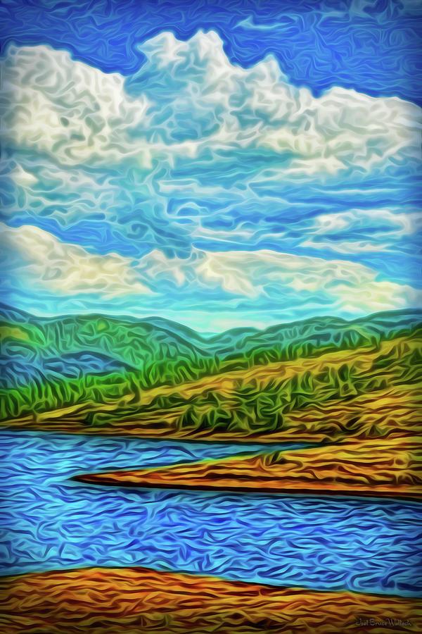 Bright Lake Moments by Joel Bruce Wallach