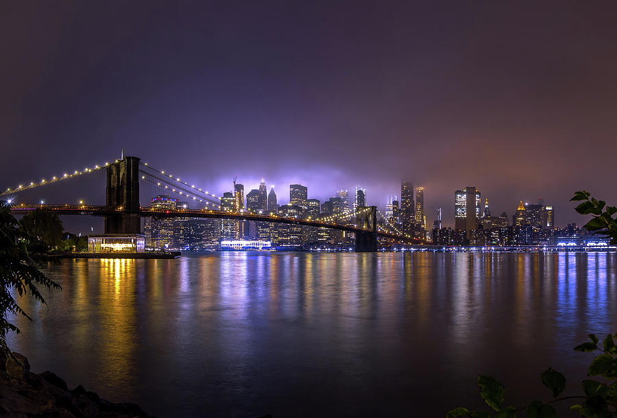 America Photograph - Bright Lights of New York II by Nicklas Gustafsson