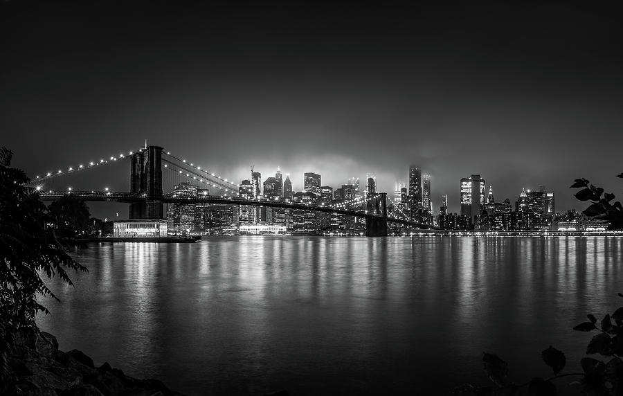 New York Photograph - Bright Lights Of New York by Nicklas Gustafsson