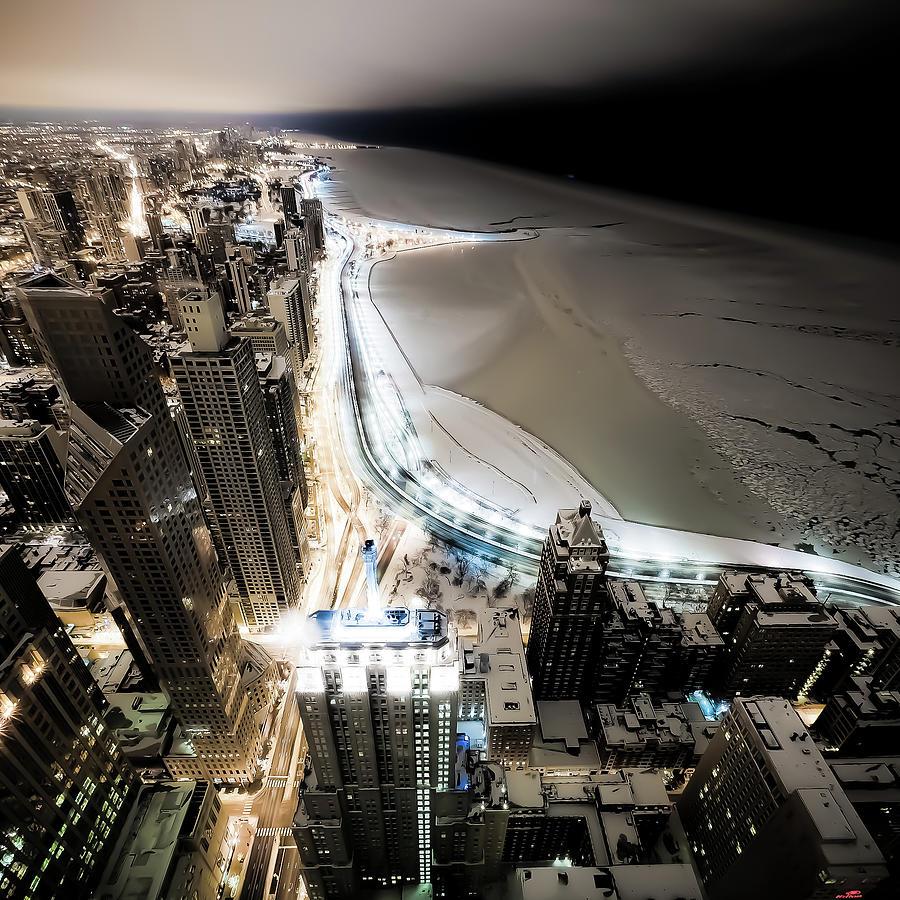 Bright Night Photograph by Jnhphoto
