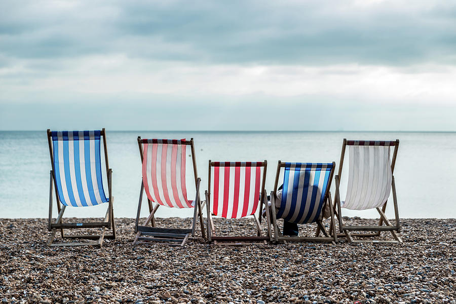 Brighton Beach Chairs by Ian Robert Knight