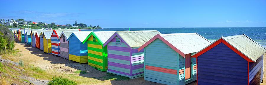 Brighton Boxes by Sean Davey