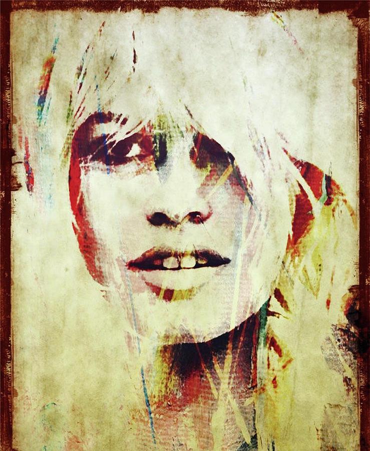 Brigitte Anne-Marie Bardot by Jayime Jean