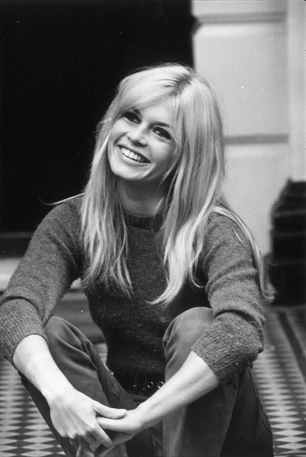 Brigitte Bardot Photograph by Cattani