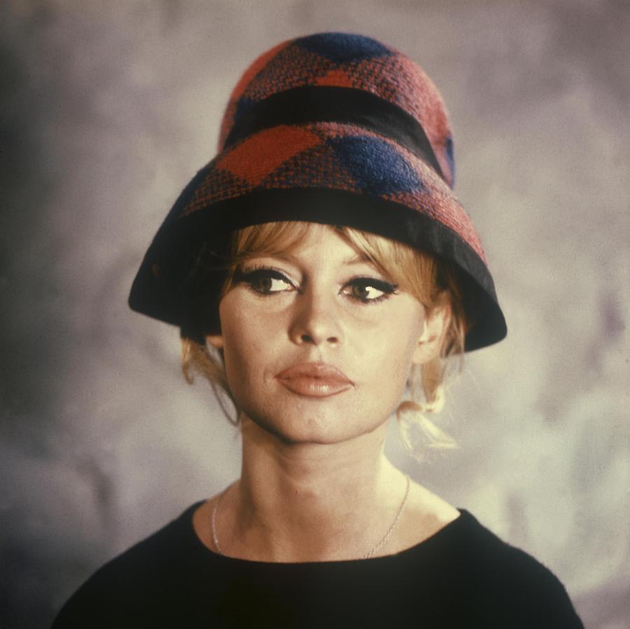 Brigitte Bardot In 1966 Photograph by Keystone-france