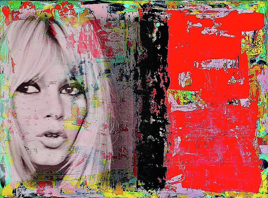 Brigitte Bardot by Jayime Jean