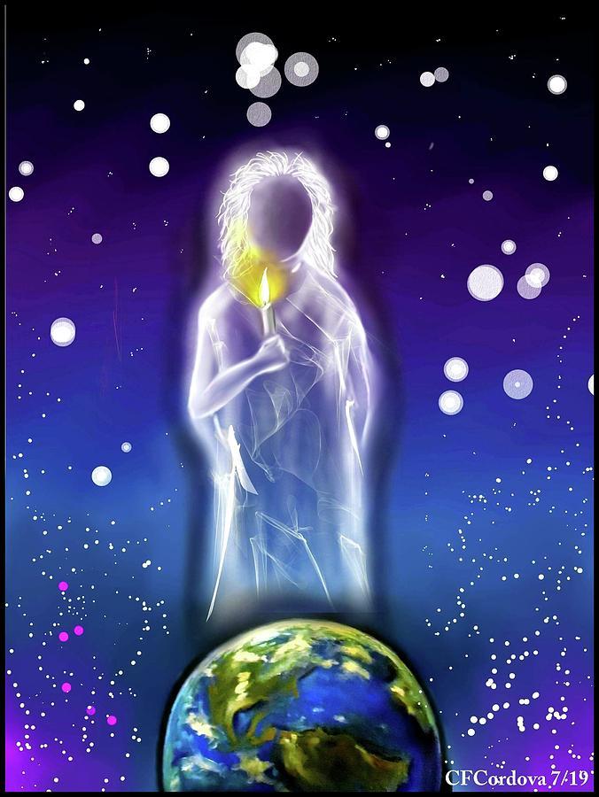 Bringing Light Into The World by Carmen Cordova