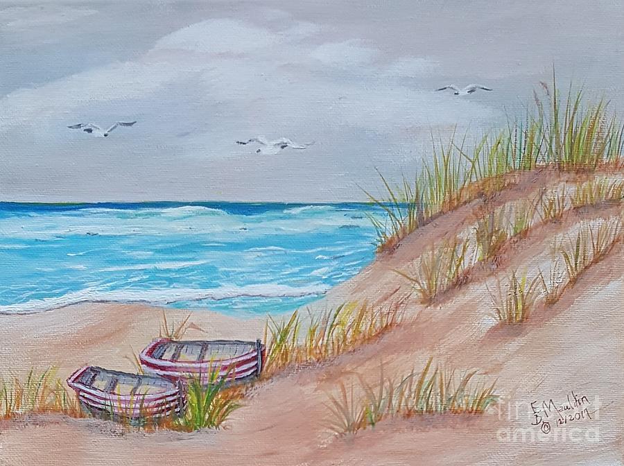 Bringing the Oars by Elizabeth Dale Mauldin