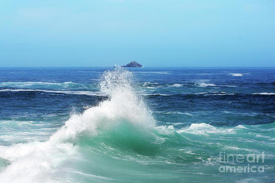 Brisons Wave Photograph
