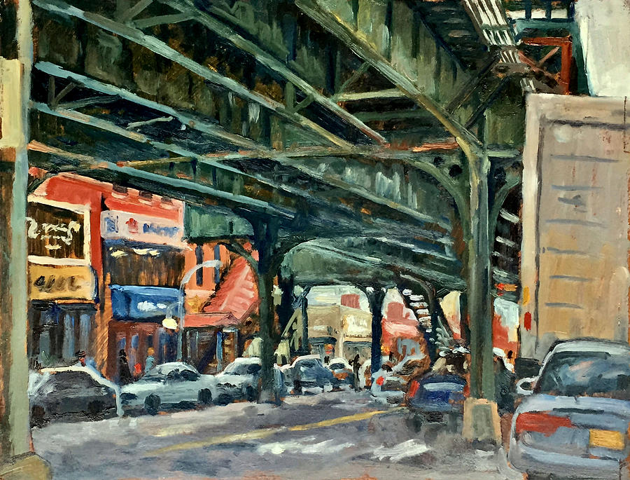 Broadway and 231 Street Bronx NYC by Thor Wickstrom