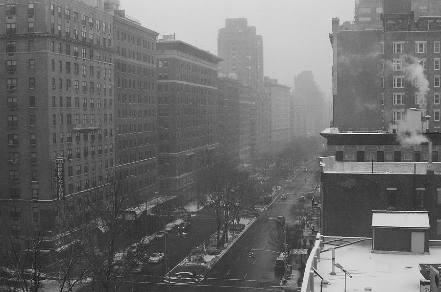 Nyc Photograph - Broadway by Charles Quiles