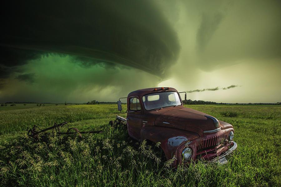Broke Photograph by Aaron J Groen