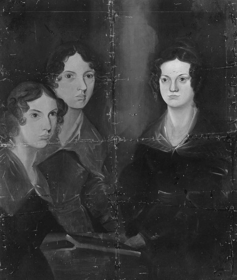 Bronte Sisters Photograph by Rischgitz