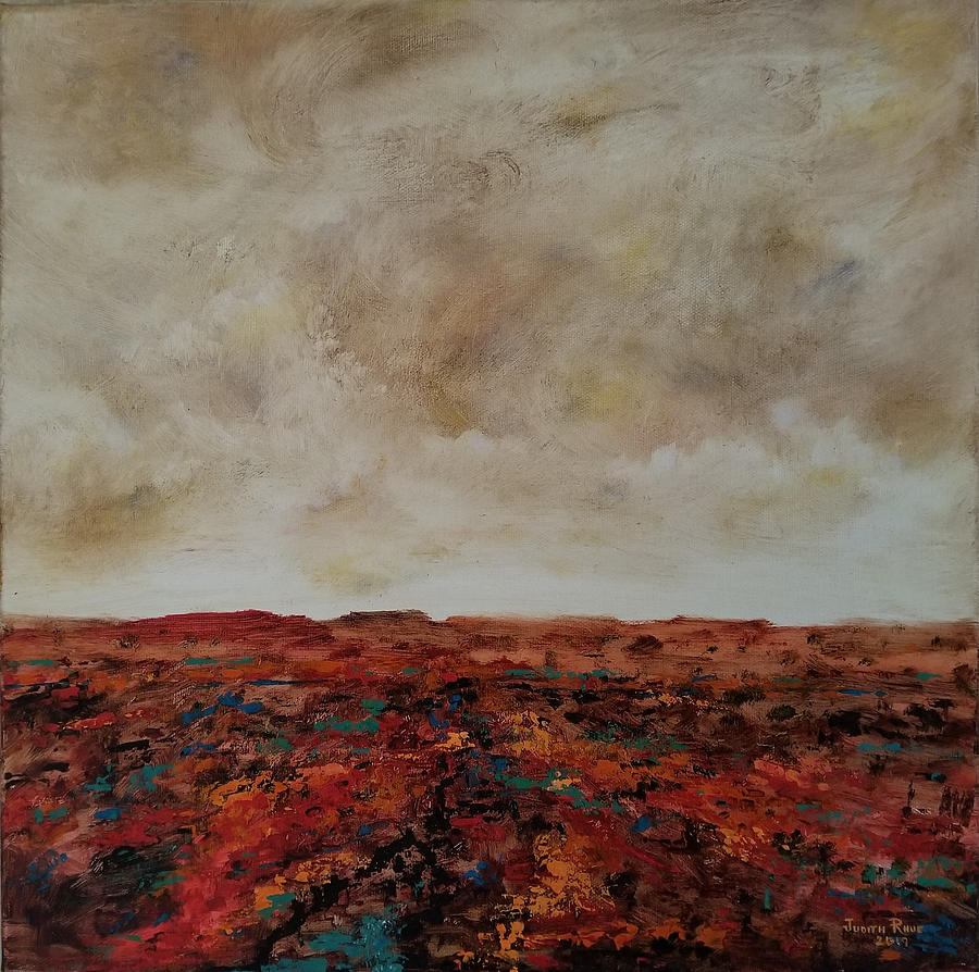 Brooding Landscape by Judith Rhue