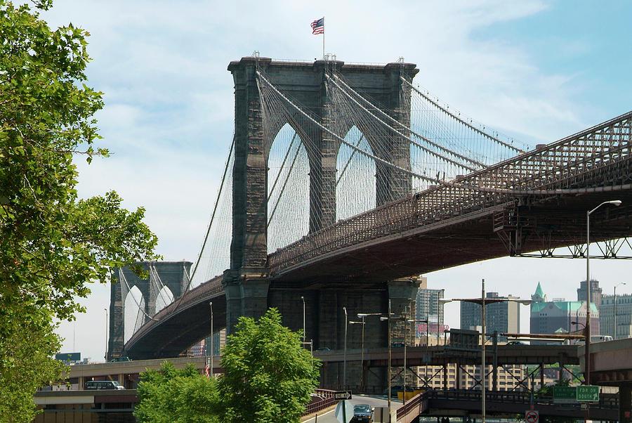 Brooklyn Bridge 3 by Mike McGlothlen