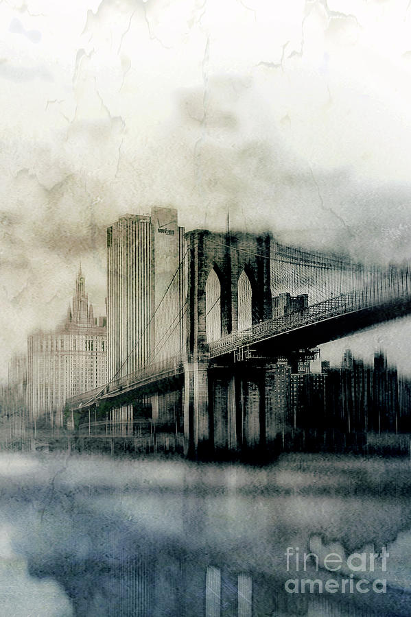 Brooklyn Bridge Dream by Alissa Beth Photography