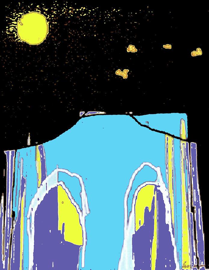 Brooklyn Bridge IV by Gail Eisenfeld