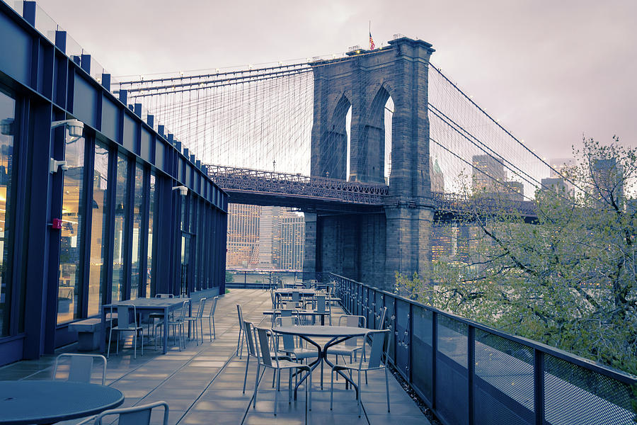 Brooklyn Bridge by Marzena Grabczynska Lorenc