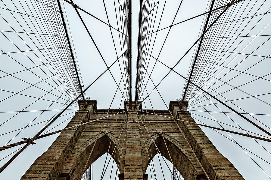 Brooklyn Bridge Website by Kay Brewer