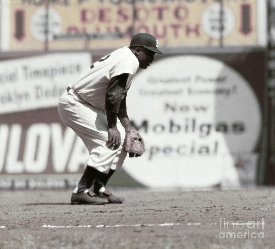 Brooklyn Dodgers Photograph by Robert Riger