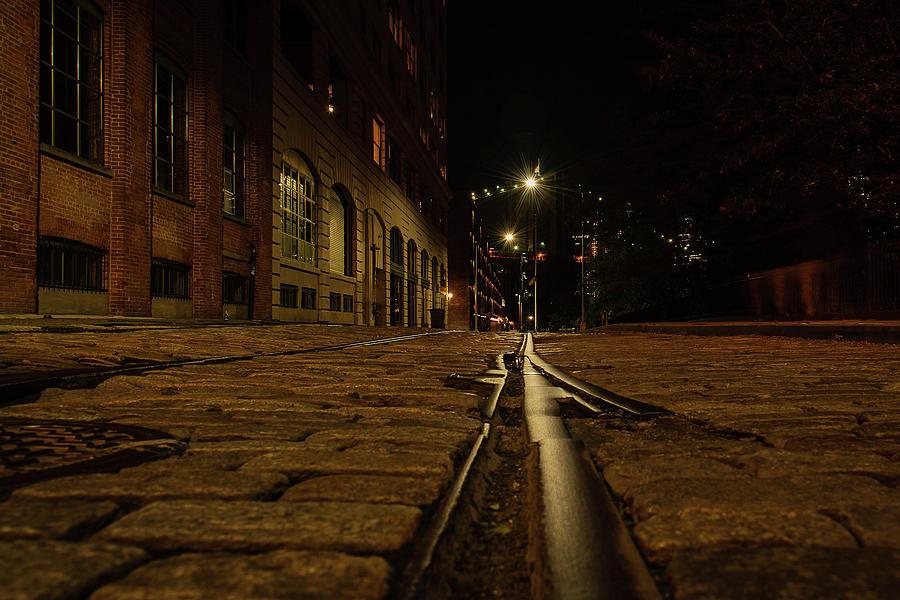 Brooklyn Rails by Samantha Kennedy