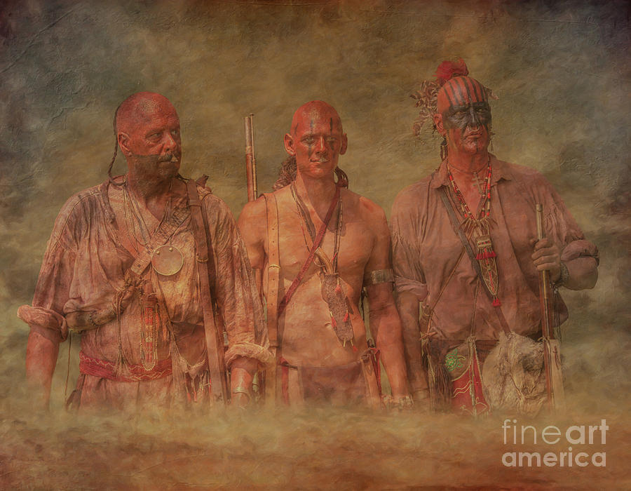 Brother Warriors by Randy Steele