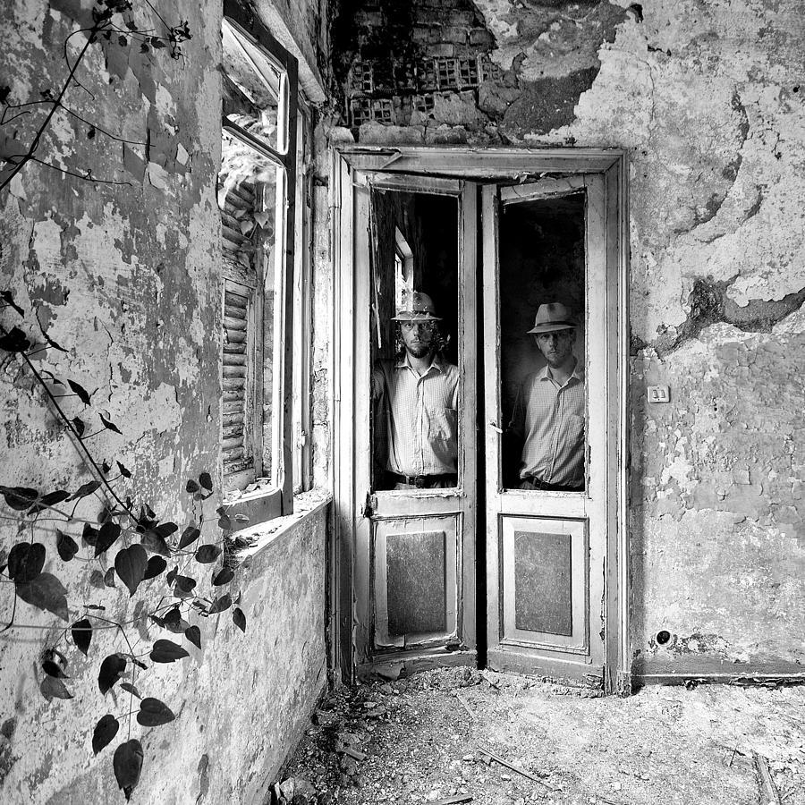 Souls Photograph - Brothers by Carlo Ferrara