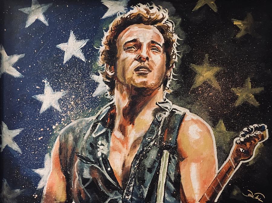 Bruce Springsteen by Joel Tesch