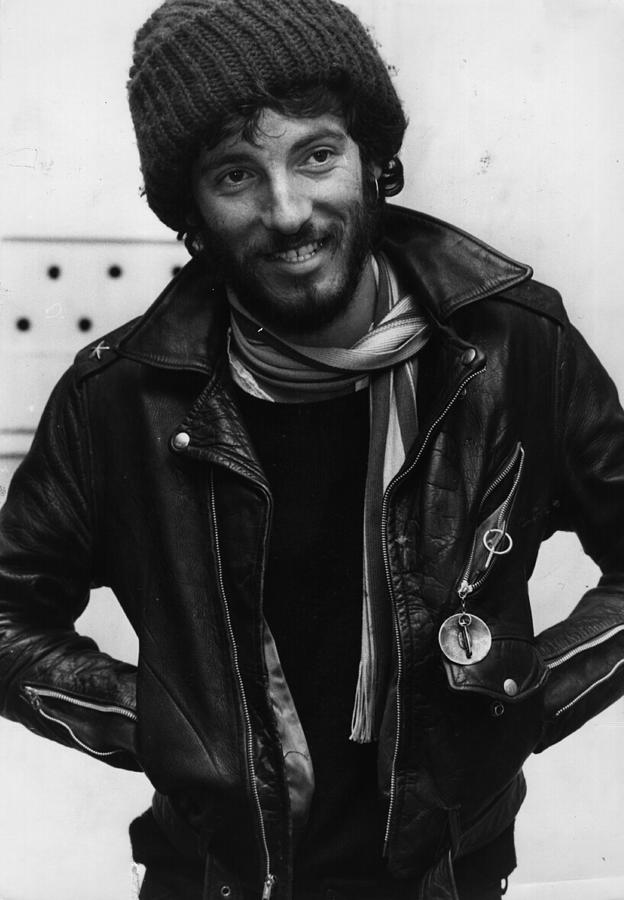 Bruce Springsteen Photograph by Monty Fresco