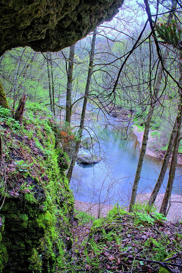 Brush Creek Pool Below 2 by Bonfire Photography