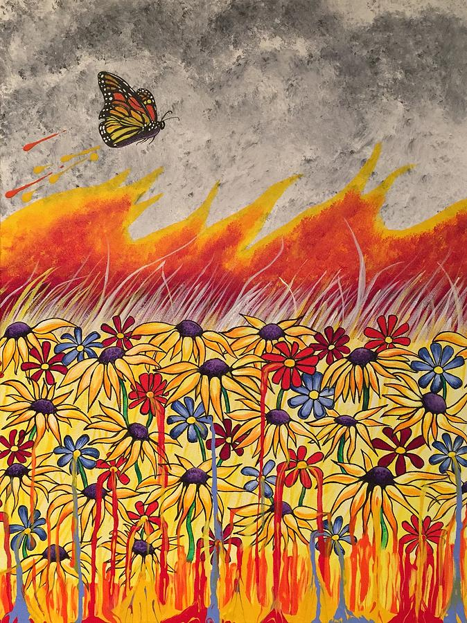 Brushfire by Sonja Jones