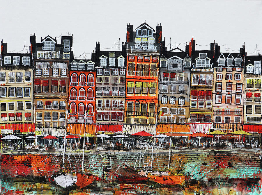Brussels 2 by Irina Rumyantseva