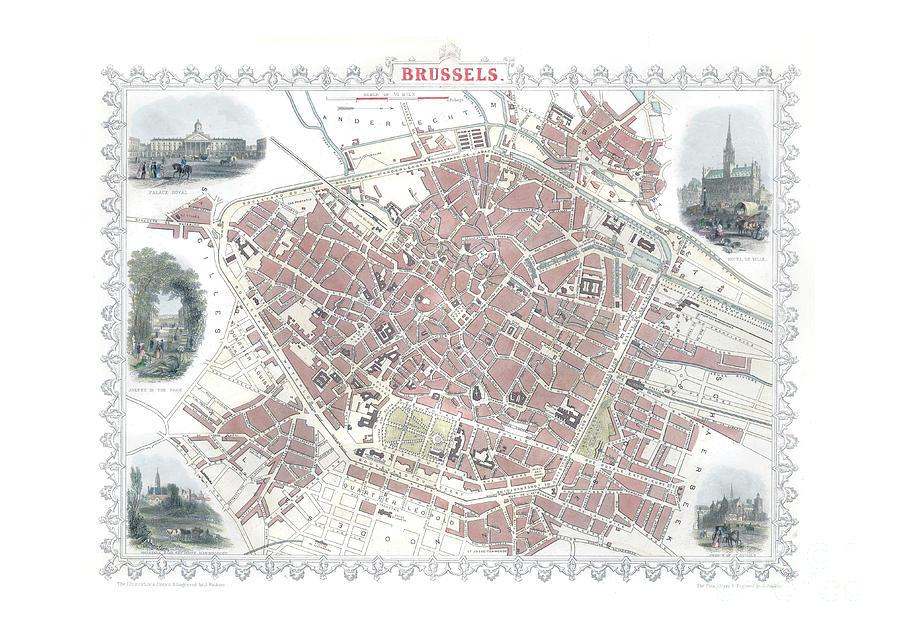 Brussels Plan by John Watkins
