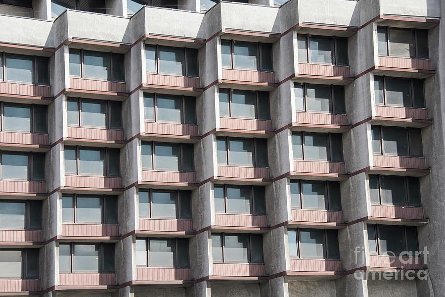 Brutalist Architecture by Juli Scalzi