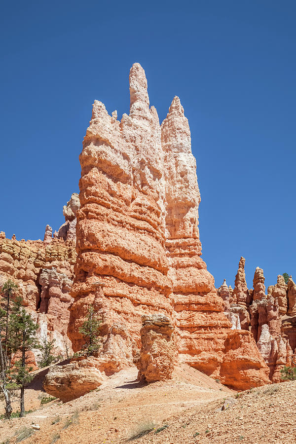 America Photograph - Bryce Canyon Fascinating Rock Formations by Melanie Viola