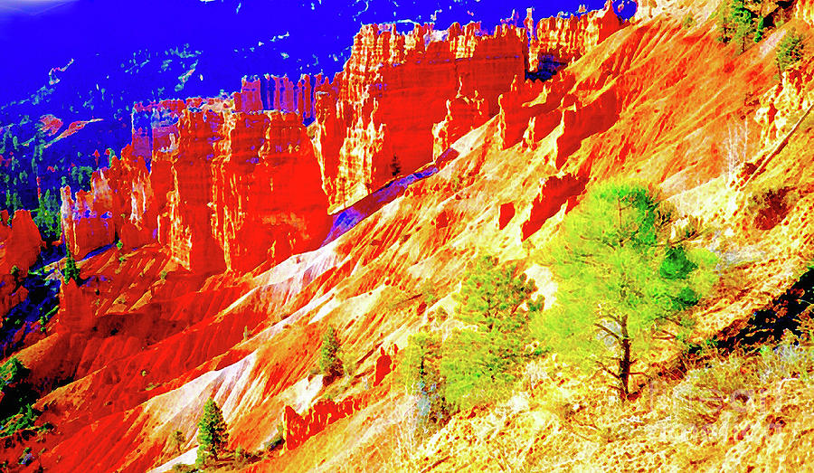 Bryce Canyon National Park by Jerome Stumphauzer