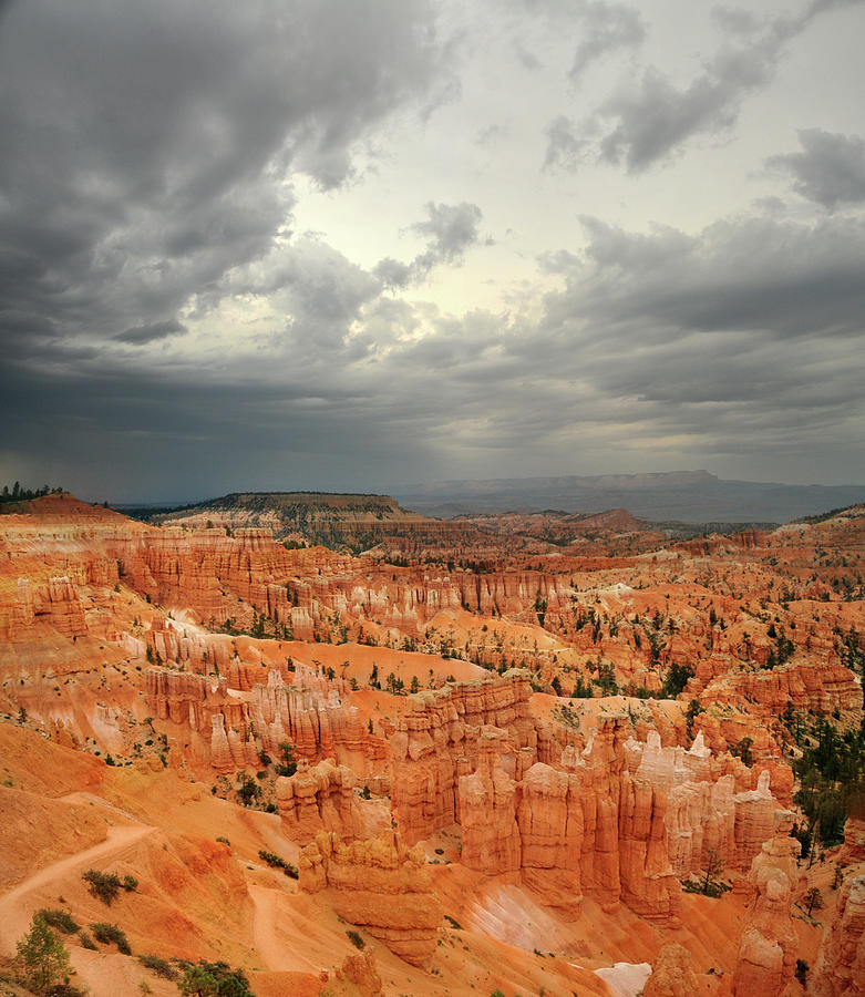 Bryce Canyon Sunset Point Vertorama Photograph by Utah-based Photographer Ryan Houston