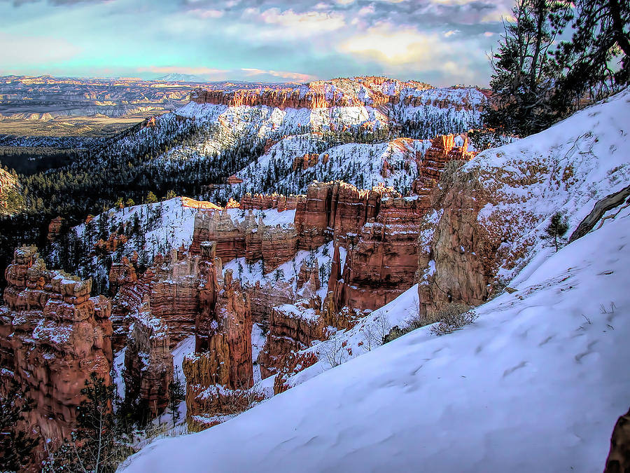 Bryce View by PAUL COCO