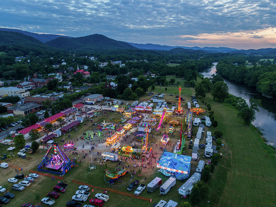 Buchanan Carnival 3 by Star City SkyCams