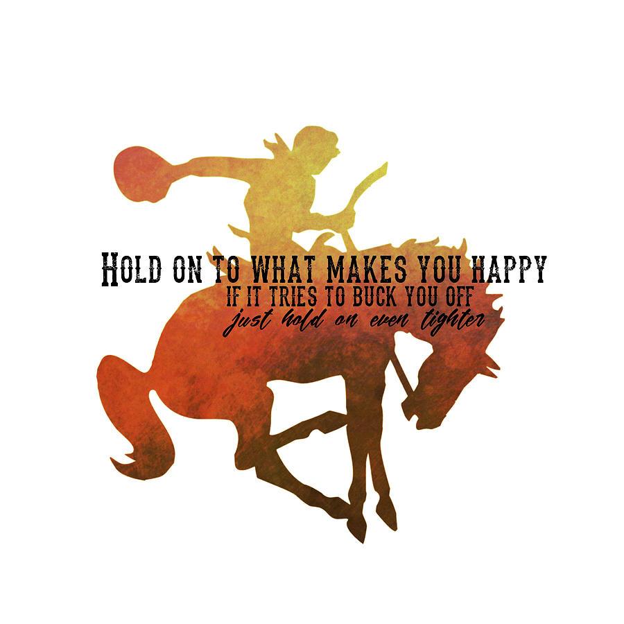 BUCK HAPPY by Dressage Design