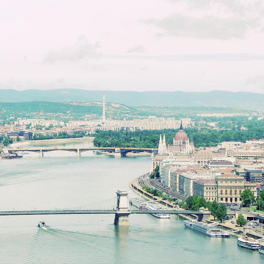 Budapest In Hungarian Photograph by By Smaranda Madalina Cheregi