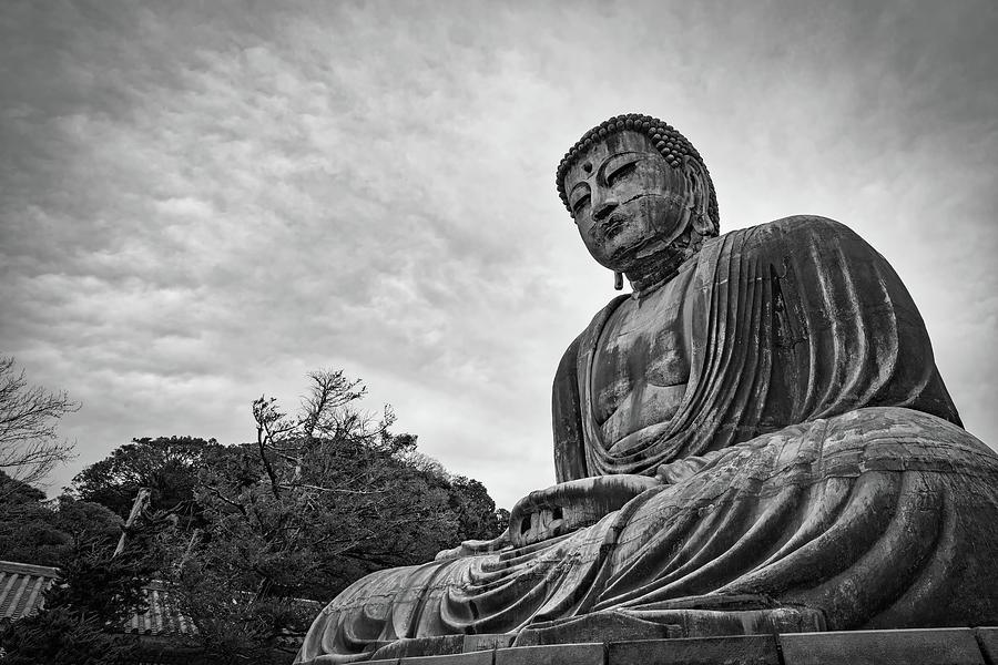 Buddha 17 by William Chizek