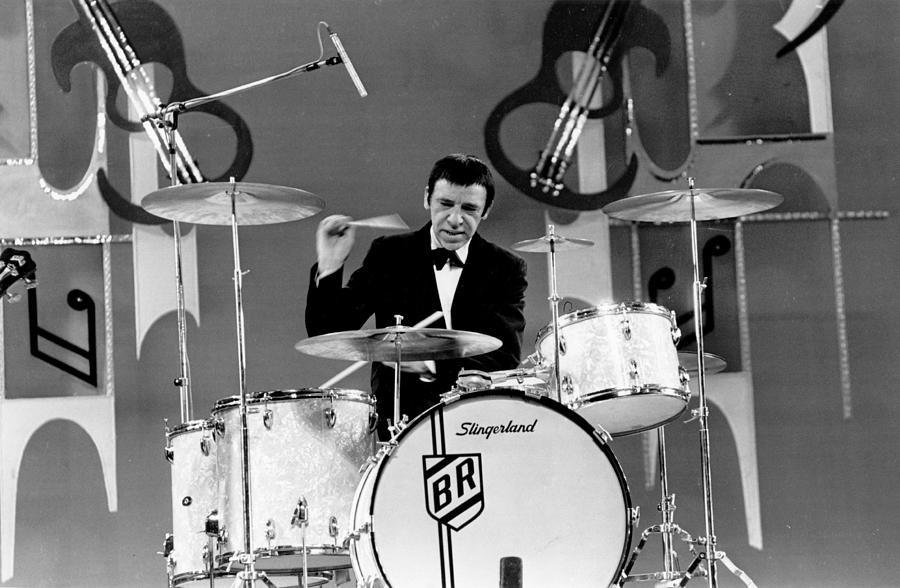 Buddy Rich Photograph by Lee