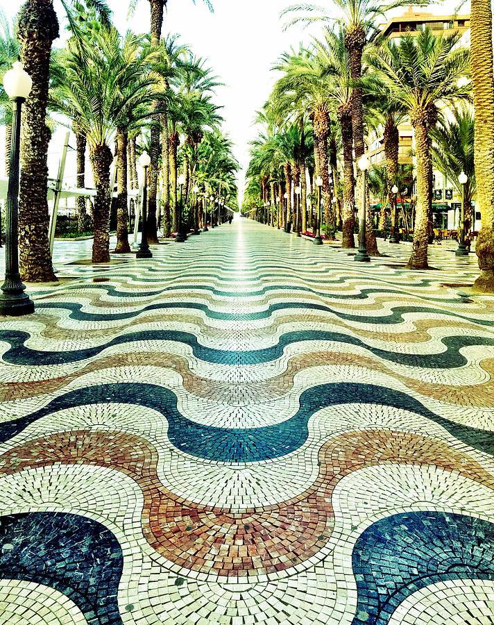 Buenos Días Desde Alicante Photograph by A Richard Poolton Image